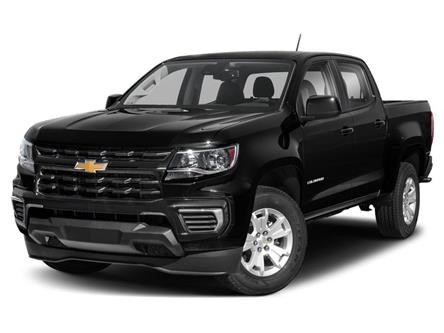 2021 Chevrolet Colorado WT (Stk: 7593-21) in Sault Ste. Marie - Image 1 of 9