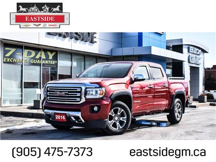 2016 GMC Canyon SLT (Stk: 382115B) in Markham - Image 1 of 24