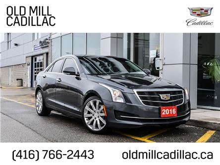 2016 Cadillac ATS 2.0L Turbo Luxury Collection (Stk: 101645U) in Toronto - Image 1 of 30