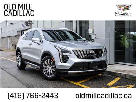 2021 Cadillac XT4 Premium Luxury (Stk: MF061628) in Toronto - Image 1 of 27