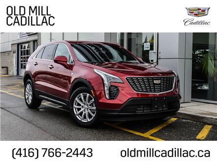 2021 Cadillac XT4 Luxury (Stk: MF067269) in Toronto - Image 1 of 22