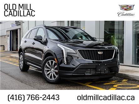 2021 Cadillac XT4 Sport (Stk: MF054498) in Toronto - Image 1 of 25