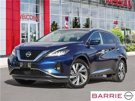 2021 Nissan Murano SL (Stk: 21124) in Barrie - Image 1 of 23