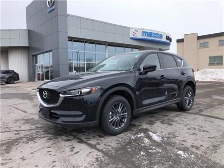 2021 Mazda CX-5 GX (Stk: 21T046) in Kingston - Image 1 of 15