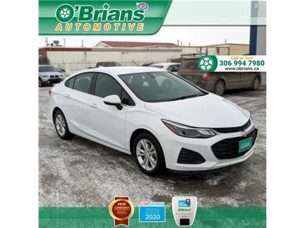 2019 Chevrolet Cruze LT (Stk: 14236A) in Saskatoon - Image 1 of 23