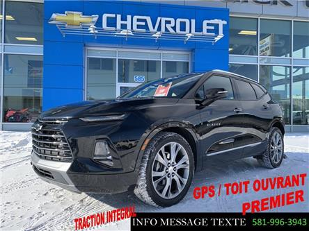 2019 Chevrolet Blazer Premier (Stk: 21199A) in Ste-Marie - Image 1 of 30