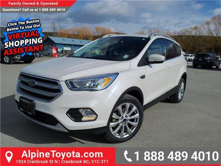 2017 Ford Escape Titanium (Stk: J010975A) in Cranbrook - Image 1 of 25