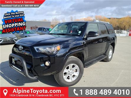2017 Toyota 4Runner SR5 (Stk: X021604A) in Cranbrook - Image 1 of 27