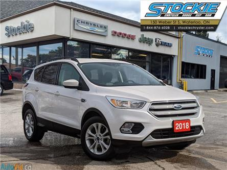 2018 Ford Escape SE (Stk: 35906) in Waterloo - Image 1 of 26