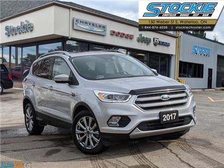 2017 Ford Escape Titanium (Stk: 35923) in Waterloo - Image 1 of 28