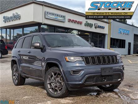 2021 Jeep Grand Cherokee Limited (Stk: 35943) in Waterloo - Image 1 of 15
