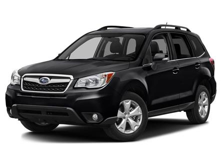 2016 Subaru Forester 2.5i Touring Package (Stk: 30233A) in Thunder Bay - Image 1 of 9