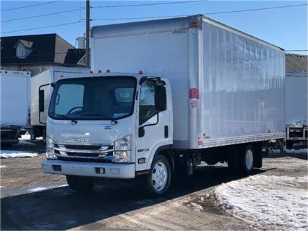 2017 Isuzu NRR Used 2017 Isuzu 20' Body & Tailgate Loader (Stk: ST302678T) in Toronto - Image 1 of 18