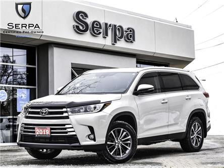 2019 Toyota Highlander XLE (Stk: 214052A) in Toronto - Image 1 of 26