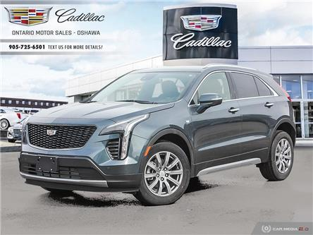 2021 Cadillac XT4 Premium Luxury (Stk: T1057602) in Oshawa - Image 1 of 18