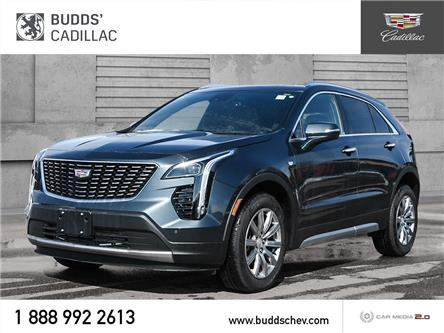 2021 Cadillac XT4 Premium Luxury (Stk: X41027) in Oakville - Image 1 of 25