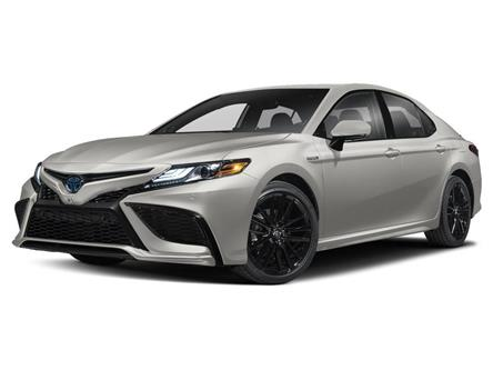 2021 Toyota Camry Hybrid XLE (Stk: D210782) in Mississauga - Image 1 of 3