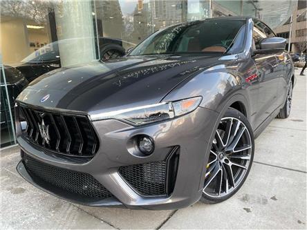 2021 Maserati Levante Trofeo (Stk: 83MA) in Toronto - Image 1 of 30