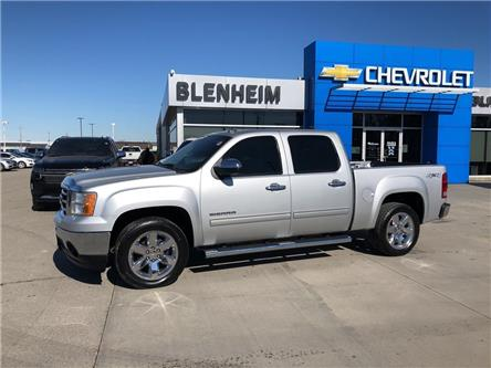 2012 GMC Sierra 1500 SLE (Stk: M125A) in Blenheim - Image 1 of 18