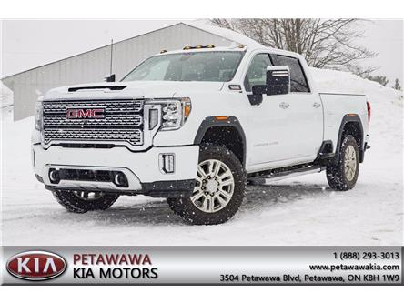 2020 GMC Sierra 2500HD Denali (Stk: P0074) in Petawawa - Image 1 of 30