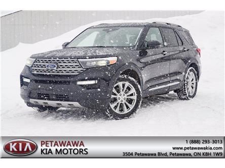 2020 Ford Explorer Limited (Stk: P0068) in Petawawa - Image 1 of 30