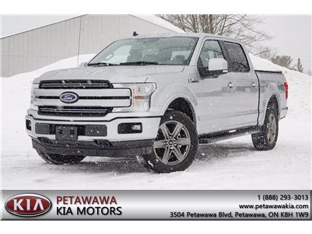 2020 Ford F-150 Lariat (Stk: P0072) in Petawawa - Image 1 of 30