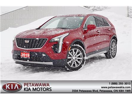 2019 Cadillac XT4 Premium Luxury (Stk: P0065) in Petawawa - Image 1 of 30