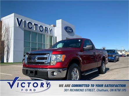 2013 Ford F-150  (Stk: V20070A) in Chatham - Image 1 of 17