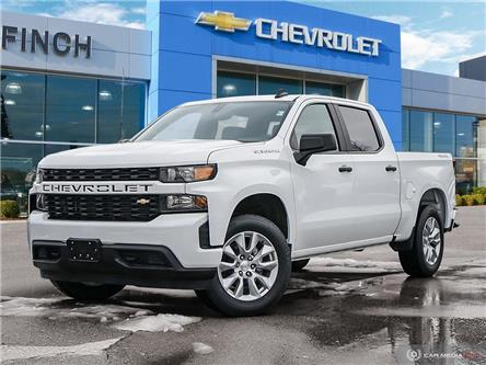 2021 Chevrolet Silverado 1500 Silverado Custom (Stk: 153547) in London - Image 1 of 28