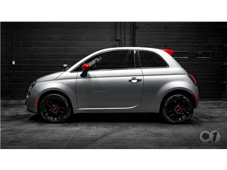2015 Fiat 500 Pop (Stk: CT21-66) in Kingston - Image 1 of 33
