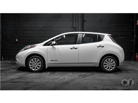 2015 Nissan LEAF S (Stk: CT21-68) in Kingston - Image 1 of 37