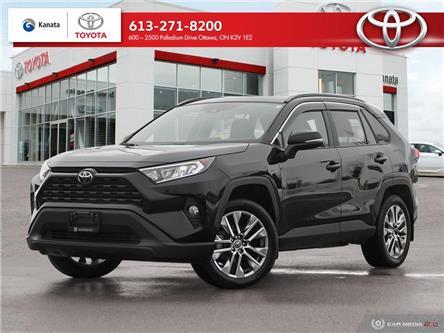 2020 Toyota RAV4 XLE (Stk: M3022) in Ottawa - Image 1 of 28