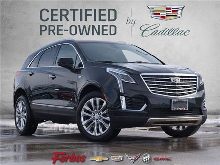 2018 Cadillac XT5 Platinum (Stk: 82101) in Waterloo - Image 1 of 25