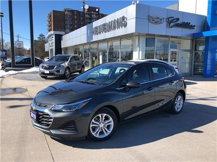 2019 Chevrolet Cruze LT (Stk: 21017A) in Chatham - Image 1 of 18