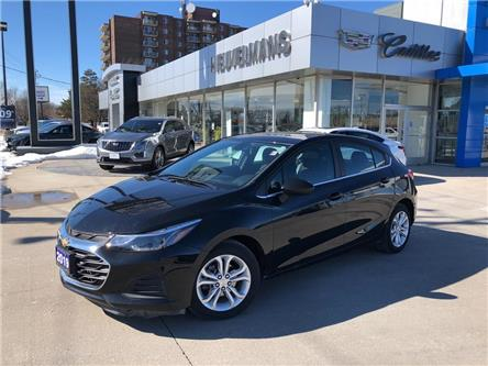 2019 Chevrolet Cruze LT (Stk: 21016A) in Chatham - Image 1 of 19