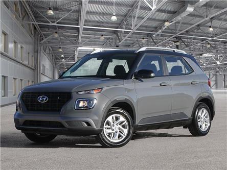 2021 Hyundai Venue Preferred w/Two-Tone (Stk: VE21003) in Woodstock - Image 1 of 23