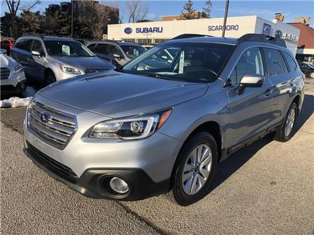 2017 Subaru Outback  (Stk: H3324111) in Scarborough - Image 1 of 19