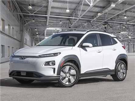 2021 Hyundai Kona EV Ultimate (Stk: KA21012) in Woodstock - Image 1 of 11