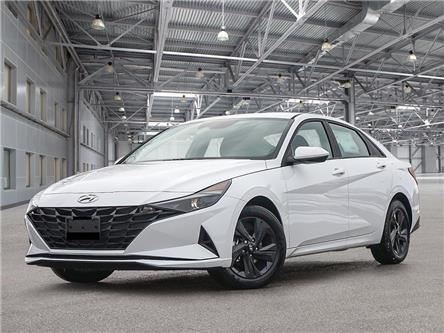 2021 Hyundai Elantra Preferred (Stk: EA21011) in Woodstock - Image 1 of 20