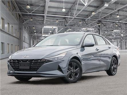 2021 Hyundai Elantra Preferred (Stk: EA21013) in Woodstock - Image 1 of 23