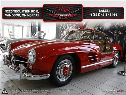 1955 Mercedes-Benz 300SL 1955 300SL GULLWING (Stk: PM5909) in Windsor - Image 1 of 26