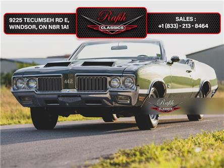 1970 Oldsmobile 442 Convertible  (Stk: classi) in Windsor - Image 1 of 24