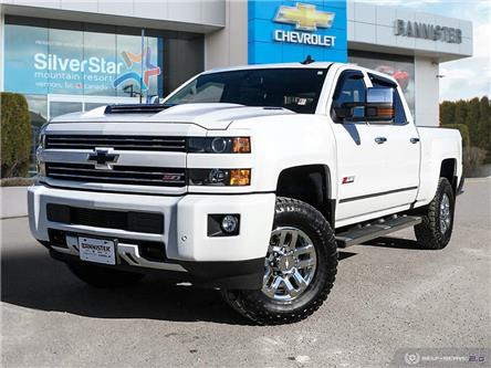 2019 Chevrolet Silverado 3500HD LTZ (Stk: 21242A) in Vernon - Image 1 of 26