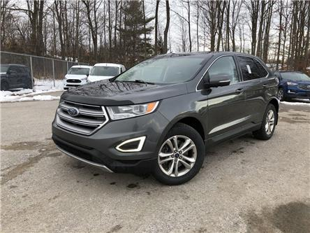 2017 Ford Edge SEL (Stk: P9277) in Barrie - Image 1 of 15
