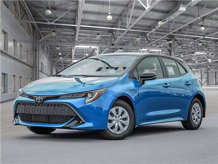2021 Toyota Corolla Hatchback Base (Stk: D210732) in Mississauga - Image 1 of 23