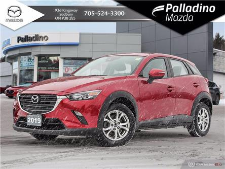 2019 Mazda CX-3 GS (Stk: U1467A) in Sudbury - Image 1 of 24