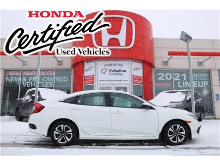 2017 Honda Civic LX (Stk: U9925) in Sudbury - Image 1 of 30