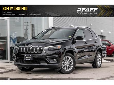2019 Jeep Cherokee North (Stk: LC9047) in Guelph - Image 1 of 20
