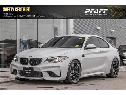 2017 BMW M2 Base (Stk: SU0310) in Guelph - Image 1 of 20