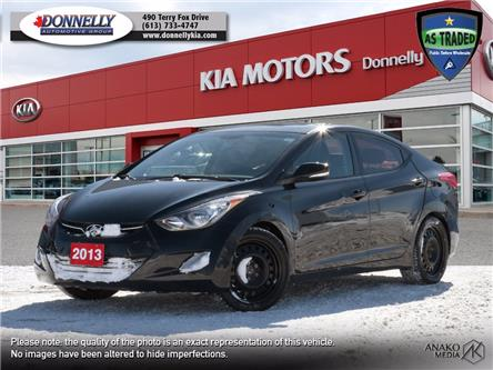 2013 Hyundai Elantra Limited (Stk: KT504A) in Kanata - Image 1 of 24